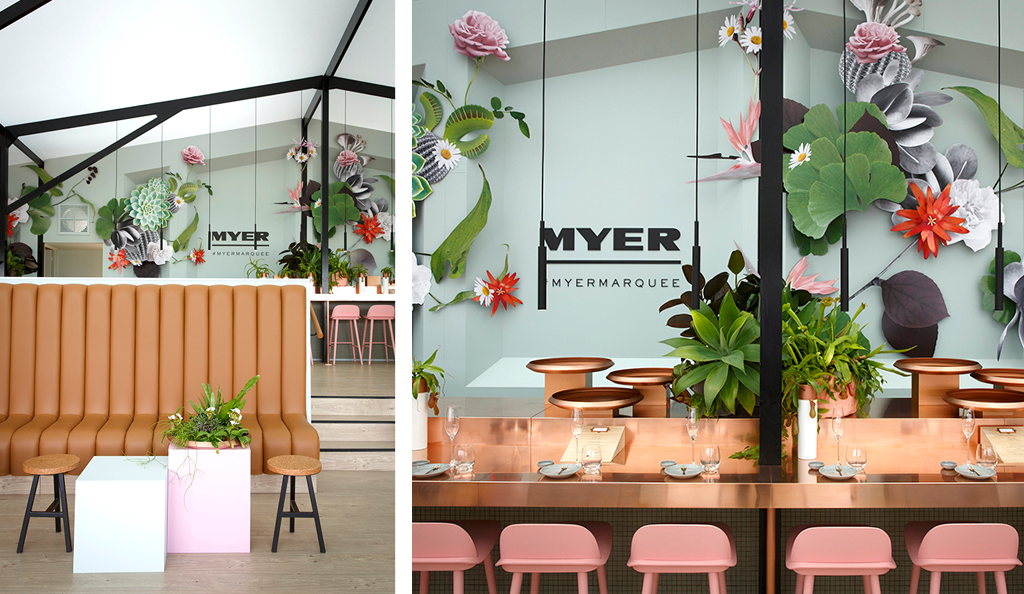 MYER Spring racing 2015